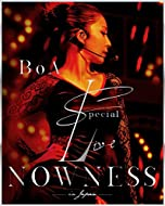 BoA Special Live NOWNESS in JAPAN(Blu-ray Disc+スマプラ)