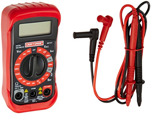 Craftsman-34-82141-Digital-Multimeter-with-8-Functions-and-20-Ranges