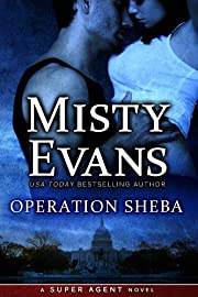 Operation Sheba (Super Agent Series Book 1)