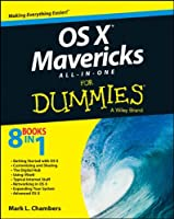 OS X Mavericks All-in-One For Dummies Front Cover
