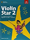 img - for Violin Star 2 Book & CD Students Book (Violin Star (Abrsm)) book / textbook / text book