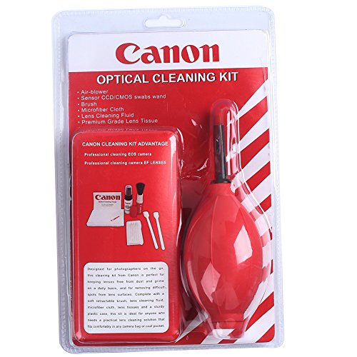 7in1 PRO Lens Cleaning Kit For Canon EOS M 650D 600D 550D 1100D 5D 7D 1D 60D 6D Camera Cleaning Suit