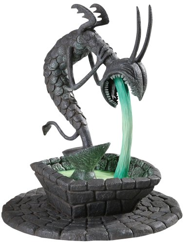Walt Disney Classics Collection - Statue: Tim Burton's The Nightmare Before Christmas - Fountain (Frightful Fountain)