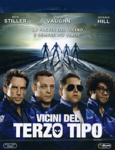 Vicini del terzo tipo [Blu-ray] [IT Import]