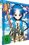 Image de Magi - The Labyrinth of Magic/Box 3 [Blu-ray] [Import allemand]