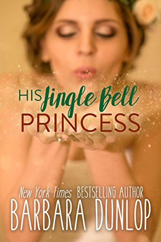 His Jingle Bell Princess cover