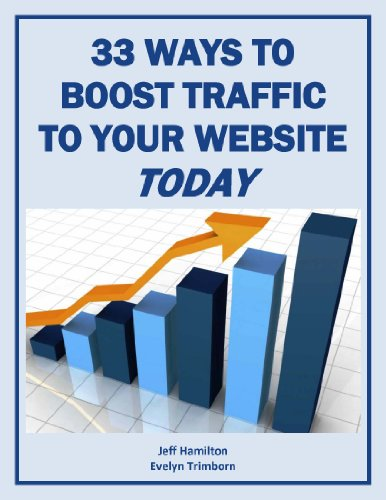 33 Ways to Boost Traffic to Your Website TODAY (Marketing Matters)