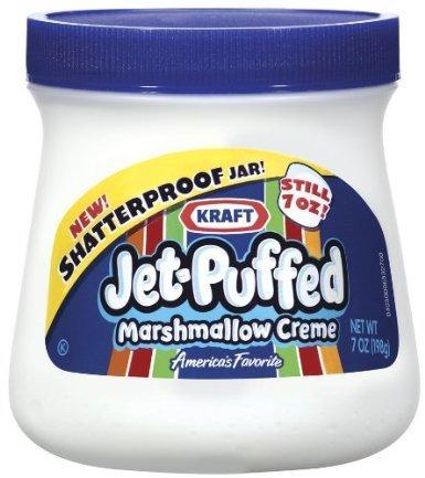 Kraft, Jet-Puffed, Marshmallow Creme Spread