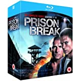 Prison Break - Complete Season 1-4 [Blu-ray] [Region A & B]