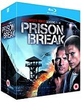 Prison Break - Complete Season 1-4 [Blu-ray] [Region A & B]
