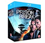 Prison Break - Complete Season 1-4 [B...