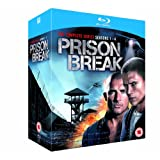 Prison Break - Complete Season 1-4 [Blu-ray]by Wentworth Miller
