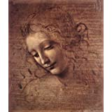Seven Rays 'Female Head By Leonardo Da Vinci' Poster (12'X14')
