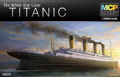 Academy 1:400 - Titanic 'White Star Liner' - ACA14215