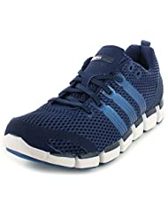 New Mens/Gents Navy Adidas Performance Chilli Running Shoes/Trainers. - Navy/White - UK SIZES 6-12.5