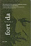 img - for Fort Da, The Journal of the Northern California Society for Psychoanalytic Psychology (Fall 1998) (Vol. IV) book / textbook / text book
