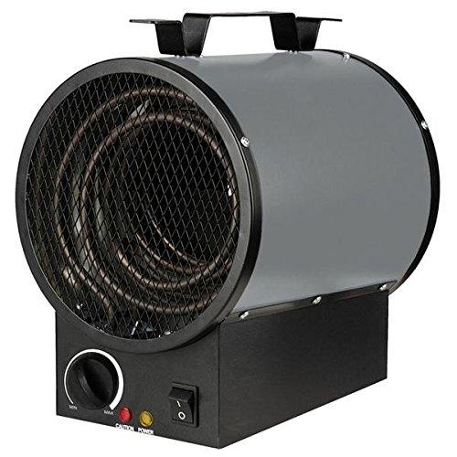King Electric Pgh2448Tb 4800-Watt 240-Volt 30-Amp Garage Heater