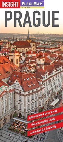 Insight Flexi Map: Prague (Insight Flexi Maps)