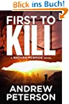 First to Kill (The Nathan McBride Ser...