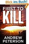 First to Kill (The Nathan McBride Ser...