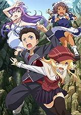 アニメ「龍ヶ嬢七々々の埋蔵金」BD/DVD第5巻までの予約開始