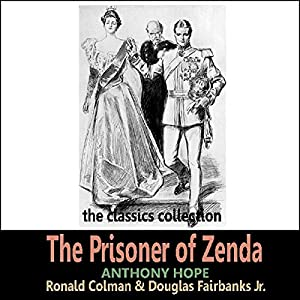 The Prisoner of Zenda Audiobook