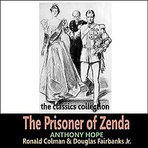 The Prisoner of Zenda Audiobook