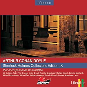 Sherlock Holmes Collectors Edition IX Hörspiel