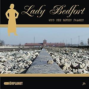 Die roten Falken (Lady Bedfort 34) Hörspiel