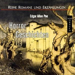 Horrorgeschichten Hörbuch