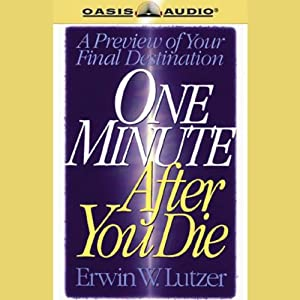 One Minute After You Die Audiobook