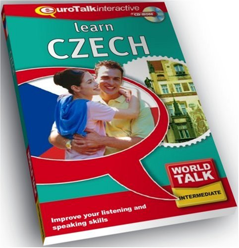 World Talk Czech: Improve Your Listening and Speaking Skills - Intermediate (PC/Mac)