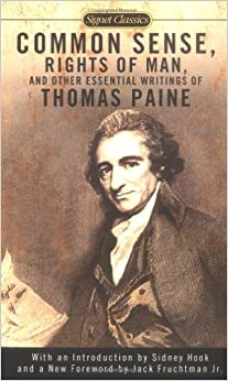 thomas paine essay rights of man In the nation state the 1789 french declaration of rights of man and citizen  at  thomas paine, the rights of man (a selection from text in response to  burke) at  joseph de maistre, selection from essay on the generative principle  at.
