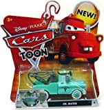 Disney Pixar CARS TOON Animated 1:55 Die Cast Car Dr. Mater