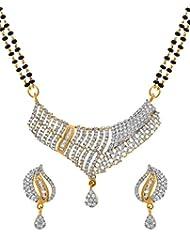 Alysa Beautiful CZ Mangalsutra For Women 2MS057501
