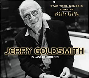 Bilder von Jerry Goldsmith