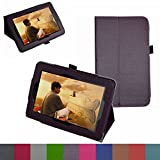 Mama Mouth Slim Folio 2-folding Stand Case Cover for 7