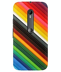 Astrode Printed Designer Back Case Cover For Motorola Moto G Turbo Edition