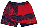Ole Miss Hawaiian Print Boxers