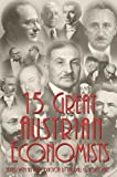 img - for 15 Great Austrian Economists book / textbook / text book