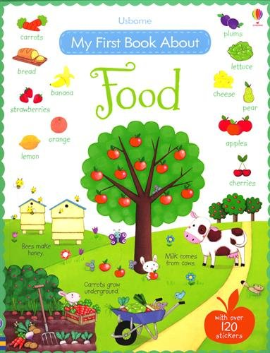 My First Book About Food (My First Books)