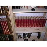 Œuvres d' Emile Zola, 25 romans, jolie reliure , état neuf