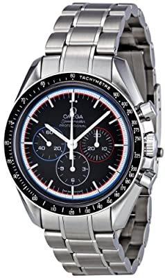 Omega Men's 311.30.42.30.01.003 Black Dial Speedmaster Watch