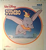 Walt Disney's Dumbo Video Disc (1982 RCA SelectaVision Release)