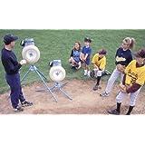 Jugs Sports Jr Baseball Softball Pitching Machine 220v M2500 by Jugs