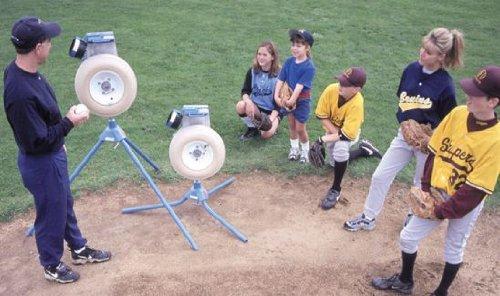 franklin field master baseball pitching machine