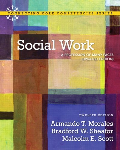 MySocialWorkLab with Pearson eText -- Standalone Access Card -- for Social Work: A Profession of Many Faces (12th Edition) (Mysocialworklab (Access Codes))