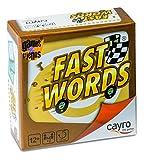 Cayro - Fast Words, juego de mesa (7004)