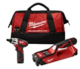 Milwaukee 2290-23 M12 Sub Scanner/Drill Driver Combo