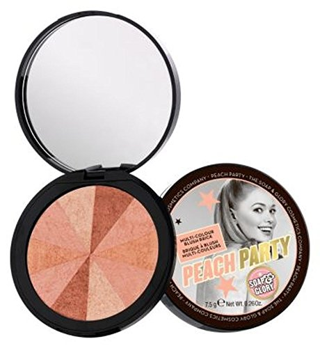 Soap & Glory Partito Pesca Multicolore Blush Mattone
